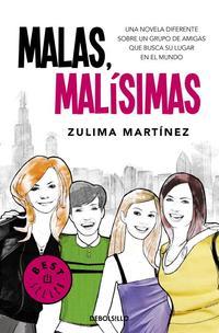 Libro MALAS MALISIMAS