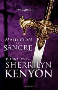 Libro MALDICION DE SANGRE