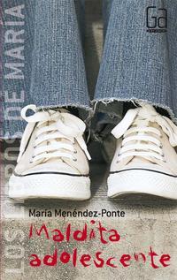Libro MALDITA ADOLESCENTE