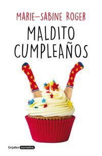 Libro MALDITO CUMPLEAÑOS