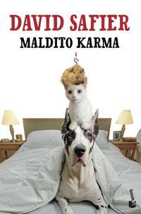 Libro MALDITO KARMA