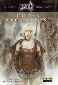 Libro MALEFIC TIME : CODEX APOCALYPSE