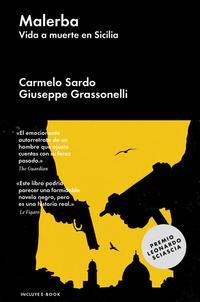Libro MALERBA: VIDA A MUERTE EN SICILIA