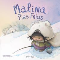 Libro MALINA PIES FRIOS