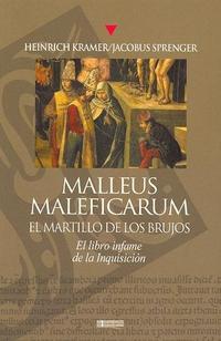 Libro MALLEUS MALEFICARUM