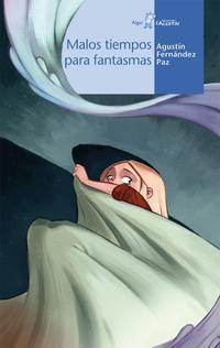Libro MALOS TIEMPOS PARA FANTASMAS