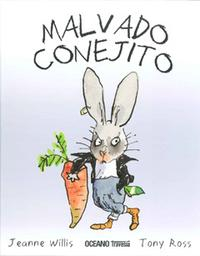 Libro MALVADO CONEJITO