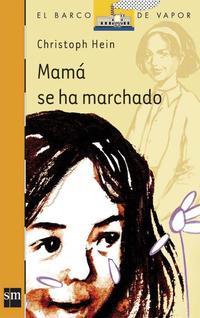 Libro MAMA SE HA MARCHADO