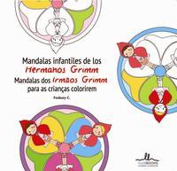 Libro MANDALA INFANTILES DE LOS HERMANOS GRIMM