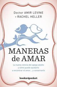 Libro MANERAS DE AMAR