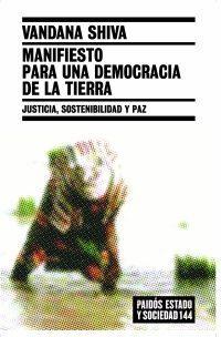 Libro MANIFIESTO PARA UNA DEMOCRACIA