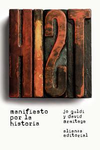 Libro MANIFIESTO POR LA HISTORIA
