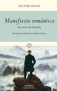 Libro MANIFIESTO ROMANTICO