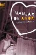 Libro MANJAR DE AMOR