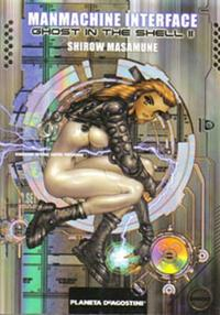 Libro MANMACHINE INTERFACE: GHOST IN THE SHELL II