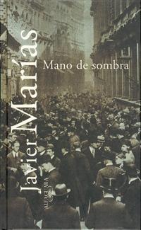 Libro MANO DE SOMBRA