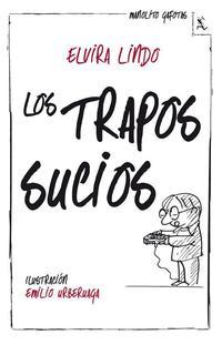 Libro MANOLITO GAFOTAS 4: LOS TRAPOS SUCIOS