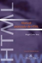 Libro MANUAL AVANZADO DE HTML