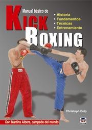 Libro MANUAL BASICO DE KICK BOXING