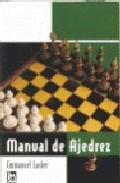 Libro MANUAL DE AJEDREZ