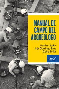 Libro MANUAL DE CAMPO DEL ARQUEOLOGO
