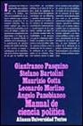 Libro MANUAL DE CIENCIA POLITICA