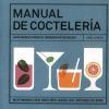 Libro MANUAL DE COCTELERIA