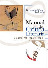 Libro MANUAL DE CRITICA LITERARIA CONTEMPORANEA