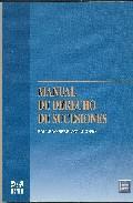 Libro MANUAL DE DERECHO DE SUCESIONES