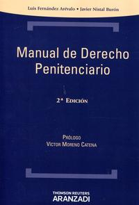 Libro MANUAL DE DERECHO PENITENCIARIO