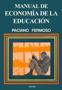 Libro MANUAL DE ECONOMIA DE LA EDUCACION