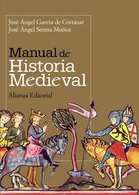 Libro MANUAL DE HISTORIA MEDIEVAL
