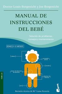 Libro MANUAL DE INSTRUCCIONES DEL BEBE