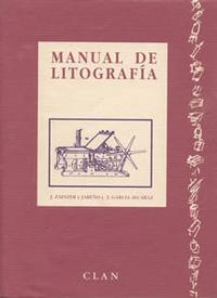 Libro MANUAL DE LITOGRAFIA