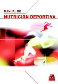 Libro MANUAL DE NUTRICION DEPORTIVA