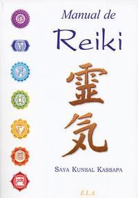 Libro MANUAL DE REIKI