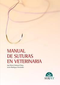 Libro MANUAL DE SUTURAS EN VETERINARIA