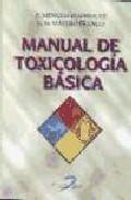 Libro MANUAL DE TOXICOLOGIA BASICA