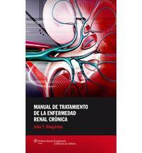 Libro MANUAL DE TRATAMIENTO DE LA ENFERMEDAD RENAL CRÓNICA