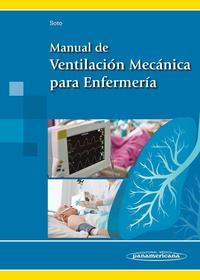 Libro MANUAL DE VENTILACIÓN MECÁNICA PARA ENFERMERÍA