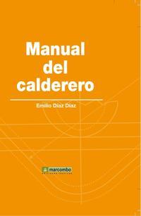 Libro MANUAL DEL CALDERERO