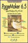 Libro MANUAL IMPRESCINDIBLE PAGEMAKER 6.5 PARA WINDOWS 95 Y NT 4.0