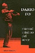Libro MANUAL MINIMO DEL ACTOR