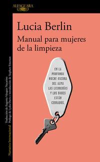 Libro MANUAL PARA MUJERES DE LA LIMPIEZA