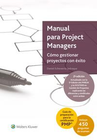 Libro MANUAL PARA PROJECT MANAGERS.