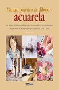 Libro MANUAL PRACTICO DE DIBUJO Y ACUARELA