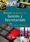 Libro MANUAL PRACTICO DE GESTION Y SECRETARIADO
