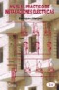 Libro MANUAL PRACTICO DE INSTALACIONES ELECTRICAS