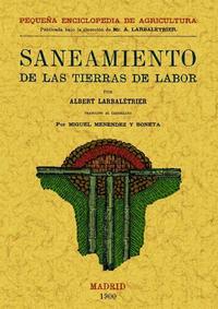 Libro MANUAL PRACTICO DEL SANEAMIENTO DE LAS TIERRAS DE LABOR