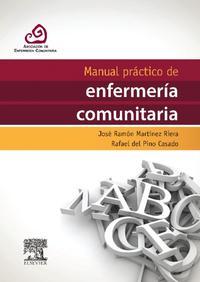 Libro MANUAL PRÁCTICO DE ENFERMERÍA COMUNITARIA